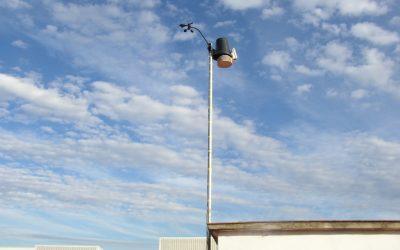 L'Estació Meteorològica del CEIP El Crist de Meliana